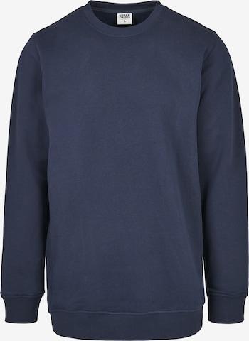Urban ClassicsSweater majica - plava boja