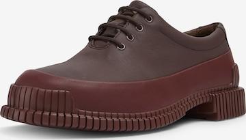 Chaussure à lacets 'Pix' CAMPER en rouge