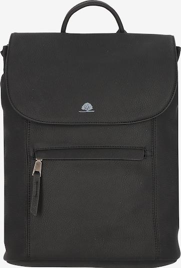 GREENBURRY Rucksack in schwarz, Produktansicht