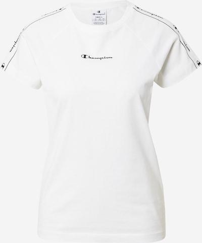 Champion Authentic Athletic Apparel T-shirt i svart / vit, Produktvy