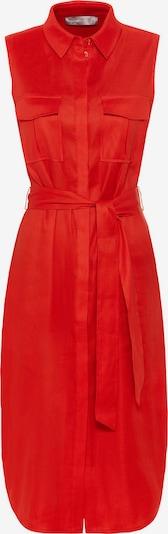 HALLHUBER Blusenkleid in rot, Produktansicht