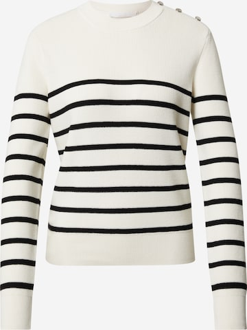 BOSS Casual Pullover 'Fataleya' in Weiß