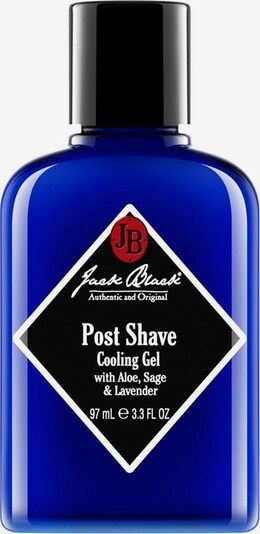 Jack Black After Shave 'Cooling Gel' in navy / schwarz / weiß, Produktansicht