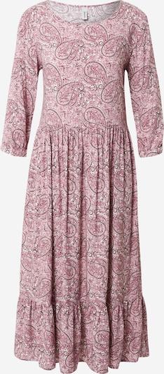 Soyaconcept Kleid 'ODELIA' in braun / hellpink / weiß, Produktansicht