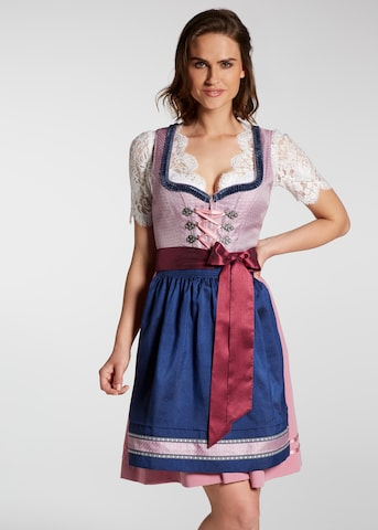 SPIETH & WENSKY Dirndl in Mixed colors