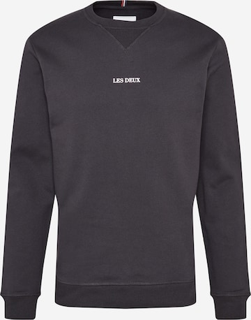Sweat-shirt 'Lens' Les Deux en noir
