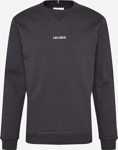 Les Deux Majica 'Lens' | črna / bela barva, Prikaz izdelka