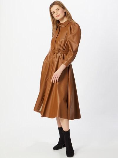 IMPERIAL Kleid in braun: Frontalansicht