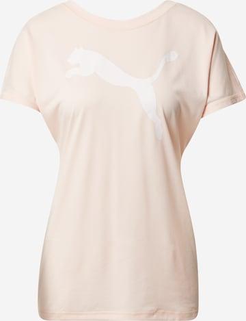 PUMA Funksjonsskjorte i rosa