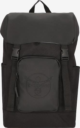 CHIEMSEE Rucksack 'Track n Day' in schwarz, Produktansicht