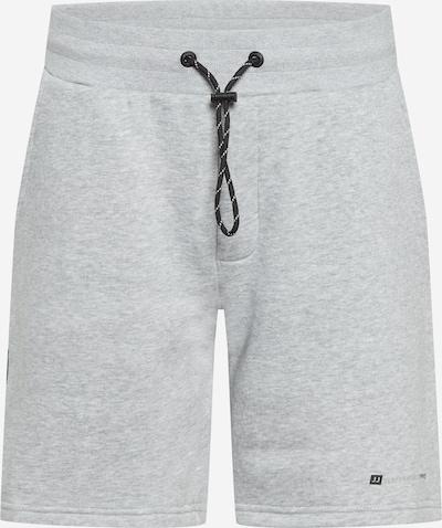 Kelnės 'FINN' iš JACK & JONES , spalva - šviesiai pilka / juoda / balta, Prekių apžvalga