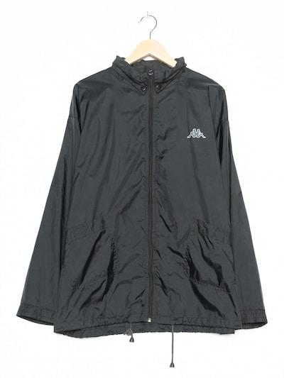 KAPPA Regenmantel in L-XL in schwarz, Produktansicht