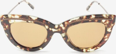 Bottega Veneta Sonnenbrille in One Size in dunkelbeige, Produktansicht