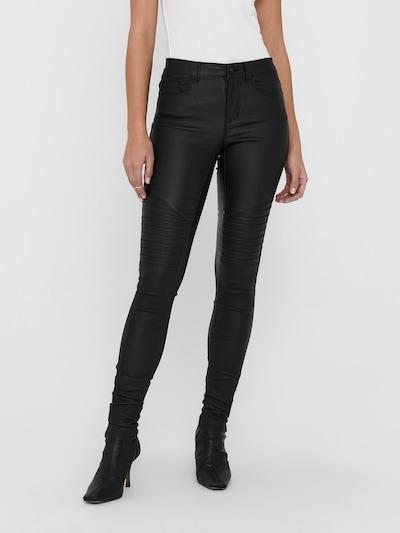 Pantaloni 'New Royal' ONLY pe negru, Vizualizare model
