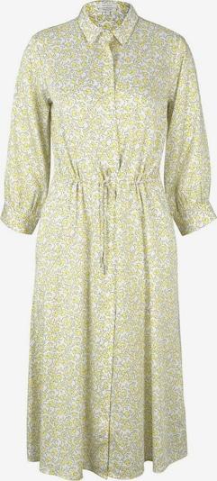 MINE TO FIVE Robe-chemise en jaune / noir / blanc, Vue avec produit