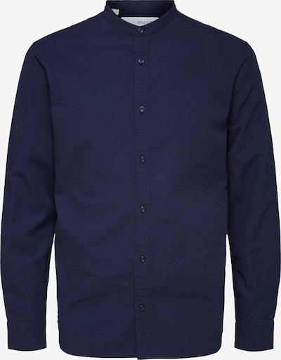 SELECTED HOMME Overhemd 'Kian' in de kleur Navy, Productweergave