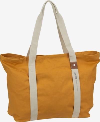 ZWEI Weekender in beige / orange, Produktansicht