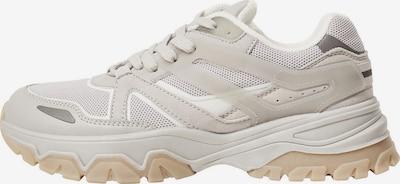 Sneaker low MANGO pe gri deschis / alb, Vizualizare produs