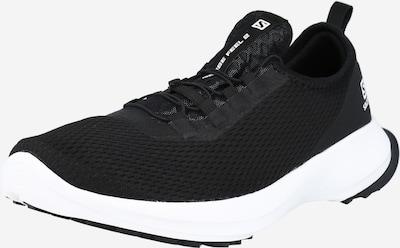 SALOMON Laufschuh 'SENSE FEEL 2' in schwarz / weiß, Produktansicht