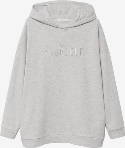 MANGO KIDS Sweatshirt in graumeliert, Produktansicht
