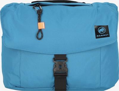 MAMMUT Sporttas in de kleur Blauw / Zwart, Productweergave
