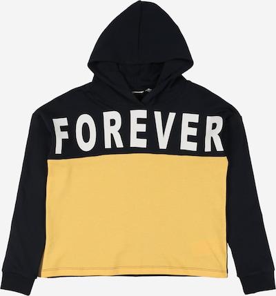 NAME IT Sweat-shirt 'Vinni' en marine / jaune / blanc, Vue avec produit