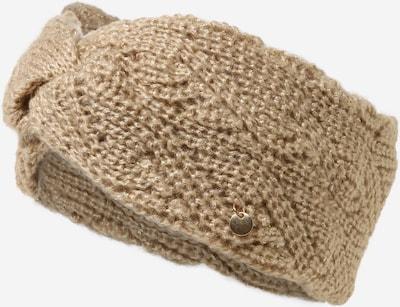 chillouts Stirnband in beige, Produktansicht