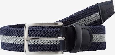 BRAX Gürtel in blau / weiß, Produktansicht