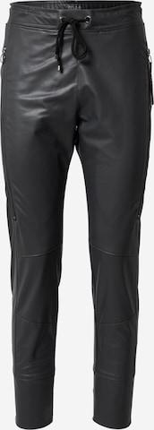 MAC Trousers 'FUTURE' in Grey