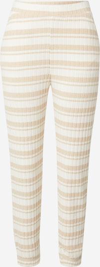 Pantaloni de pijama Gilly Hicks pe nud / alb, Vizualizare produs