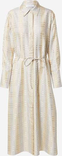IVY & OAK Kleid 'Darla' in beige / gold / silber, Produktansicht