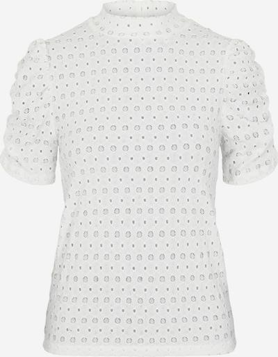 PIECES Shirt in weiß, Produktansicht