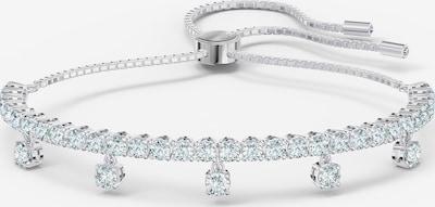 Swarovski Armband in silber / transparent, Produktansicht