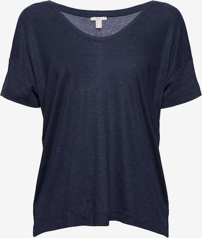 EDC BY ESPRIT T-Shirt in navy, Produktansicht
