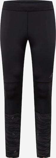 Rukka Sporthose 'MUSTIS' in anthrazit / silbergrau, Produktansicht