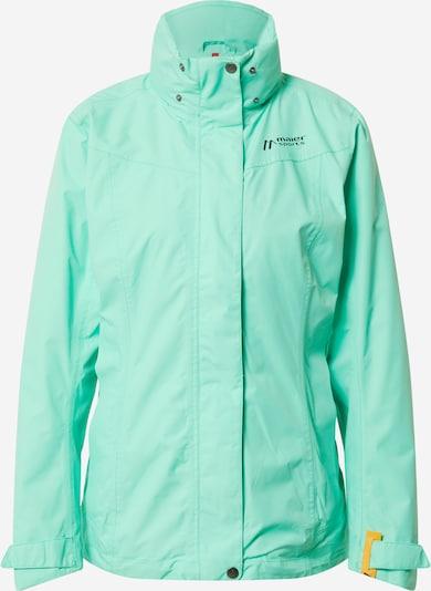 Maier Sports Outdoor jakna 'Metor' u menta, Pregled proizvoda