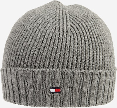 TOMMY HILFIGER Beanie in mottled grey, Item view