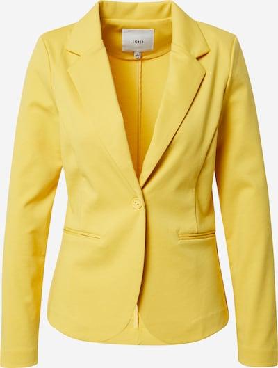 ICHI Blazer 'Kate' en jaune, Vue avec produit