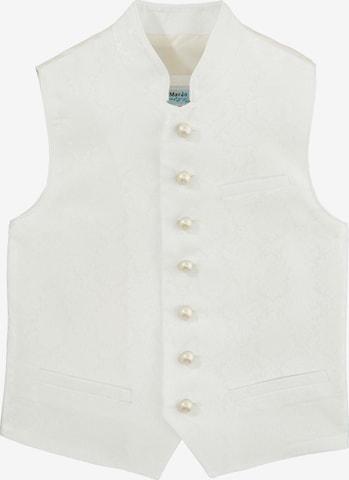 MARJO Vest in White