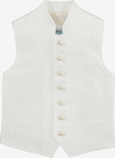 MARJO Trachtenweste in weiß, Produktansicht