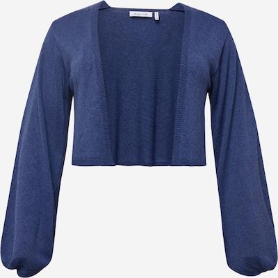 NU-IN Plus Strickjacke in dunkelblau, Produktansicht