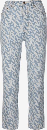 Karl Kani Jeans 'OG' in blau / weiß, Produktansicht