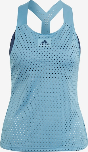 ADIDAS PERFORMANCE Top in blau, Produktansicht