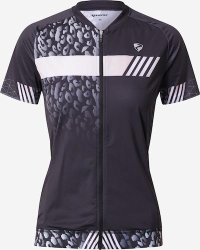 ZIENER Sport-Shirt 'NADERA' in schwarz, Produktansicht
