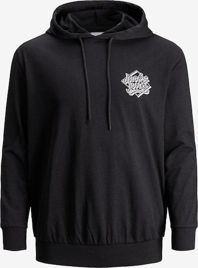 JACK & JONES Sweat-shirt en noir, Vue avec produit