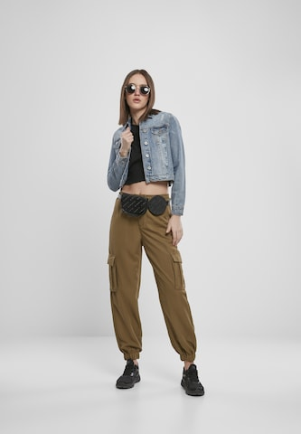 Urban Classics - Pantalón cargo en verde