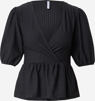 Hailys Blusa 'Helen' en negro, Vista del producto