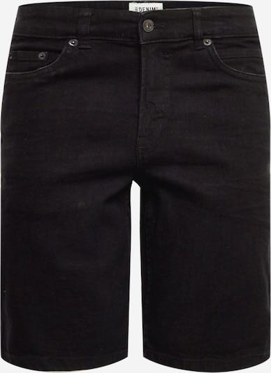 !Solid Jeans 'Ryder' in black denim, Produktansicht