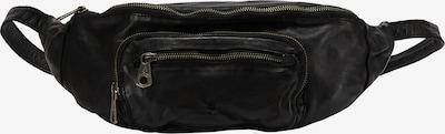 DreiMaster Vintage Gürteltasche in schwarz, Produktansicht