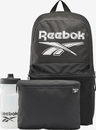 Reebok Classic Rucksack in schwarz, Produktansicht